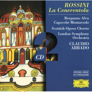 Rossini: La Cenerentola - 2 CD's