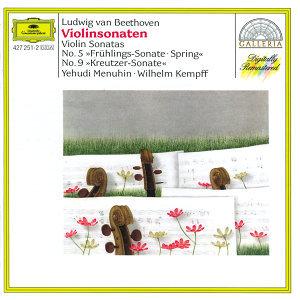 """Beethoven: Violin Sonatas Nos.5 """"Spring"""" & 9 """"Kreutzer"""""""