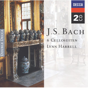Bach, J.S.: The Cello Suites - 2 CDs