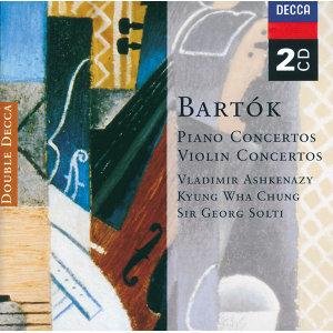 Bartók: Piano Concertos; Violin Concertos - 2 CDs