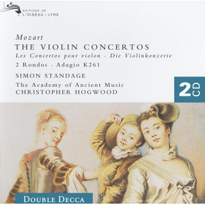 Mozart: The Violin Concertos - 2 CDs