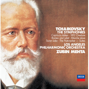 Tchaikovsky: The Symphonies - 5 CDs