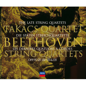 Beethoven: String Quartets Vol.3 - 3 CDs