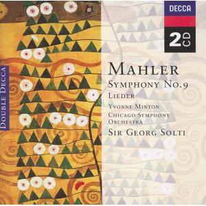 Mahler: Symphony No.9; Lieder eines fahrenden Gesellen etc. - 2 CDs