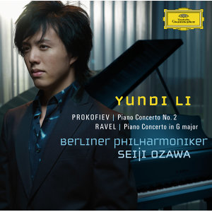 Prokofiev: Piano Concerto No. 2 in G minor, Op.16, Ravel: Piano Concerto in G major