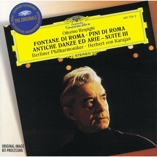 Respighi: Antiche danze ed arie per liuto, Suite III, P. 172 - 1. Italiana. Andantino