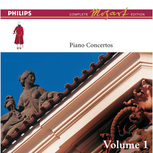 Mozart: The Piano Concertos, Vol.1 - Complete Mozart Edition