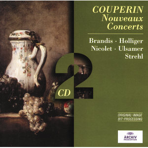 Couperin: Nouveaux Concerts - 2 CDs