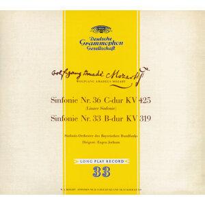 Mozart, W.A.: Symhonies Nos.36, 33 & 39 - CD 2