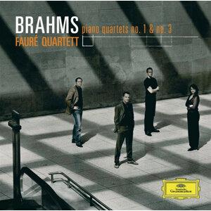 Brahms Klavierquartette, Op.25 & Op.60 (ブラームス:ピアノ四重奏曲第1番&第3番)