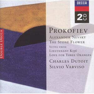 Prokofiev: Alexander Nevsky; The Stone Flower; Lieutenant Kijé etc. - 2 CDs