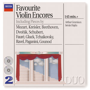 Favourite Violin Encores - 2 CDs