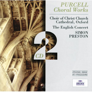 Purcell: Choral Works - 2 CDs