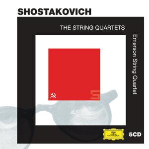 Shostakovich: The String Quartets - 5 CDs