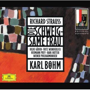 Strauss, R.: Die schweigsame Frau - 2 CD's