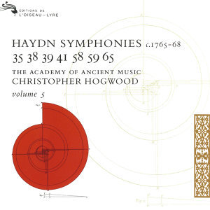 Haydn: Symphonies Vol.5 - 3 CDs