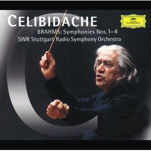 Brahms: Symphonies Nos.1-4 - 4 CDs