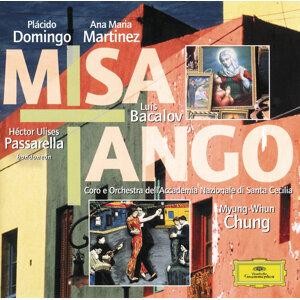 Bacalov: Misa Tango; Tangosaín / Piazzolla: Adiós Nonino; Libertango