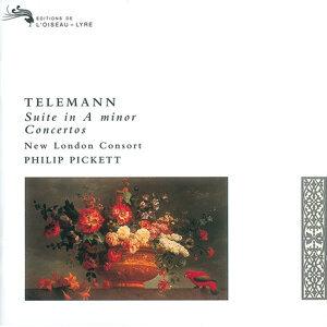 Telemann: Recorder Concertos