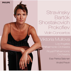 20th Century Violin Concertos - 2 CDs