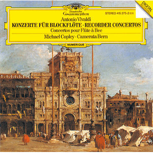 Vivaldi: Concertos for Recorder RV 441-445