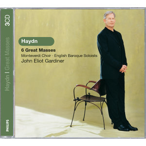 Haydn: 6 Great Masses - 3 CDs