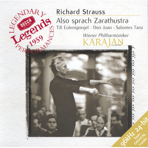 Strauss, R.: Also sprach Zarathustra; Salomes Tanz; Don Juan; Till Eulenspiegel