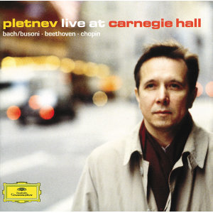 Mikhail Pletnev - Live at Carnegie Hall - 2 CD's