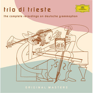 Trio di Trieste - The Complete recordings on Deutsche Grammophon - Set