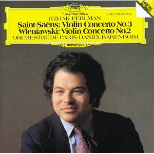 Saint-Saëns: Violin Concerto No.3 / Wieniawski: Violin Concerto No.2 (サン=サ-ンス&ヴィエニャフスキ:ヴァイオリン協奏曲集)