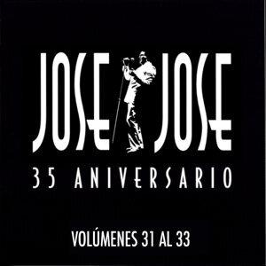 35 Aniversario Jose Jose Volumenes 31 Al 33