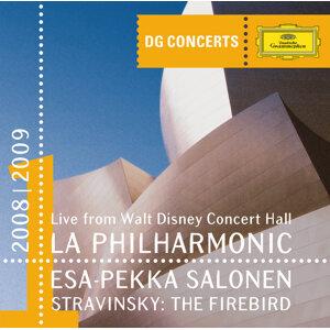 Stravinsky: The Firebird - DG Concerts 2008/2009 LA 1