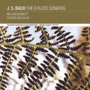J. S Bach: The 6 Flute Sonatas