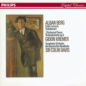 Berg: Violin Concerto; Three Orchestral Pieces