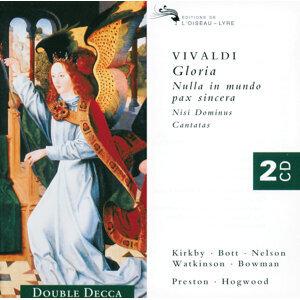 Vivaldi: Gloria/Nisi Dominus/4 Cantatas etc. - 2 CDs