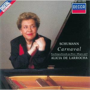 Schumann: Carnaval/Faschingsschwank aus Wien