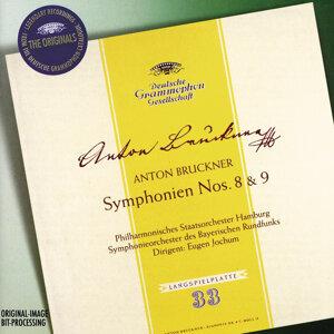 Bruckner: Symphonies Nos. 8 & 9 - 2 CDs