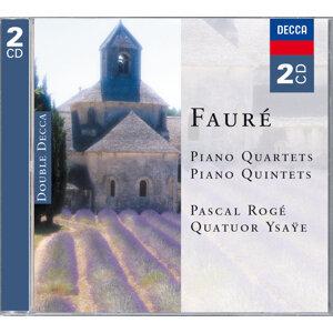 Fauré: Piano Quartets & Piano Quintets - 2 CDs