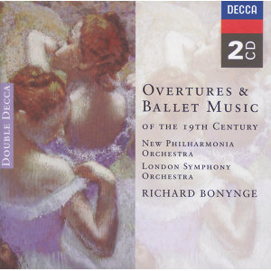 Overtures & Ballet Music of the 19th Century - 2 CDs