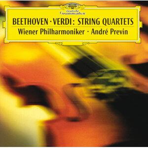 Beethoven/Verdi: String Quartets