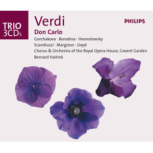 Verdi: Don Carlo - 3 CDs