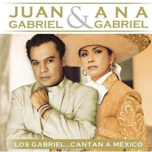 Los Gabriel...Cantan A México