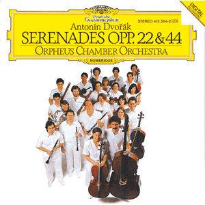 Dvorak: Serenades opp. 22&44