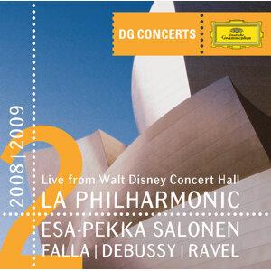 Falla / Debussy / Ravel - DG Concerts 2008/2009 LA 2