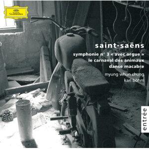 """Saint-Saëns - Symphonie """"avec orgue"""" - Le Carnaval des animaux"""