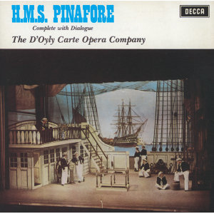 Gilbert & Sullivan: H.M.S.Pinafore - 2 CDs