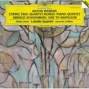 Schoenberg: Ode to Napoleon; Webern: String Trio