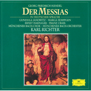 Handel: Der Messias - 3 CD's