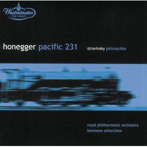 Honegger: Mouvements symphoniques / Stravinsky: Petrouchka