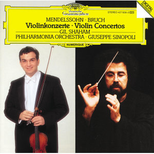 Bruch: Violin Concerto No.1 In G Minor Opus 26